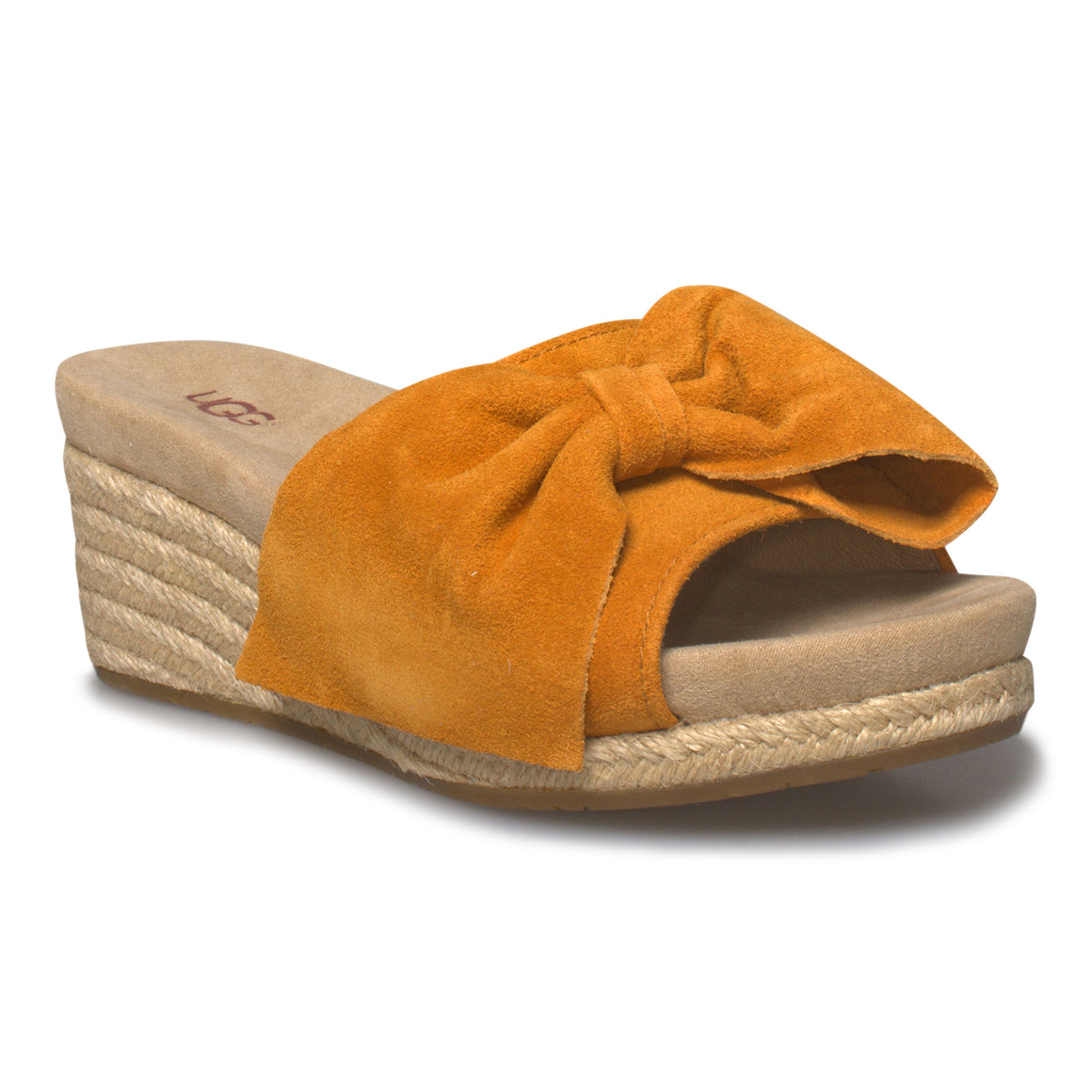 UGG Jaycee Adobe Gold Sandals - Women's