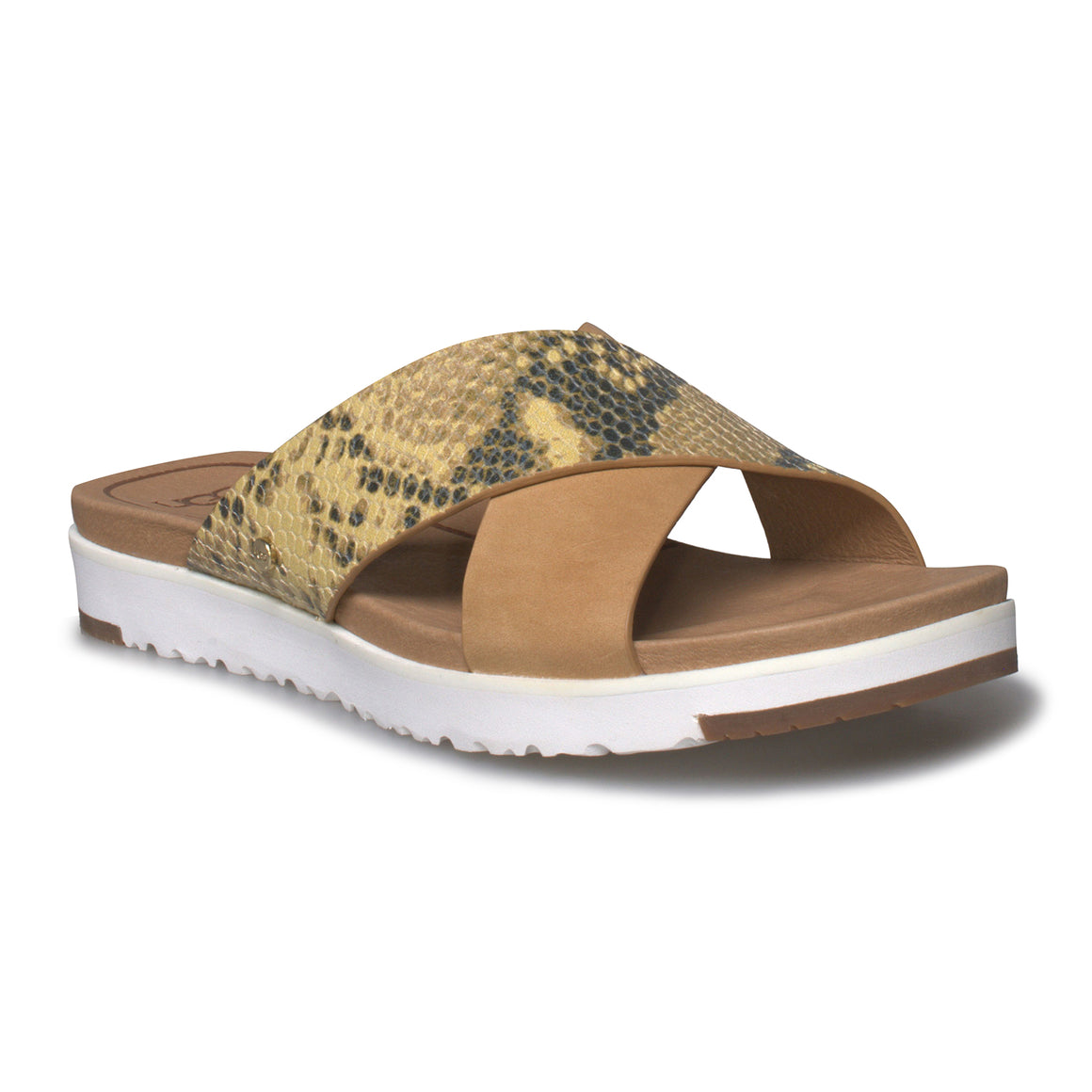 UGG Kari Exotic Tan Sandals - Women's