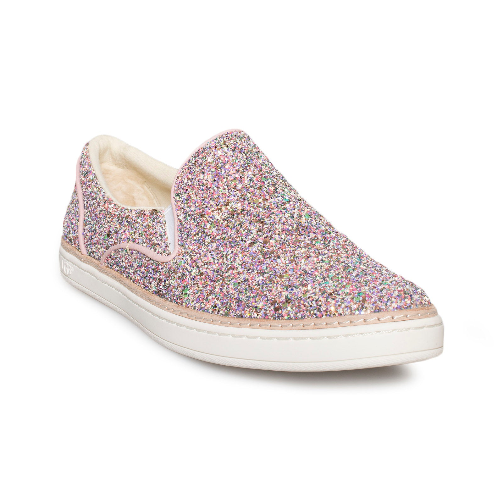 1b5634992b4 UGG Adley Chunky Glitter Confetti Shoes