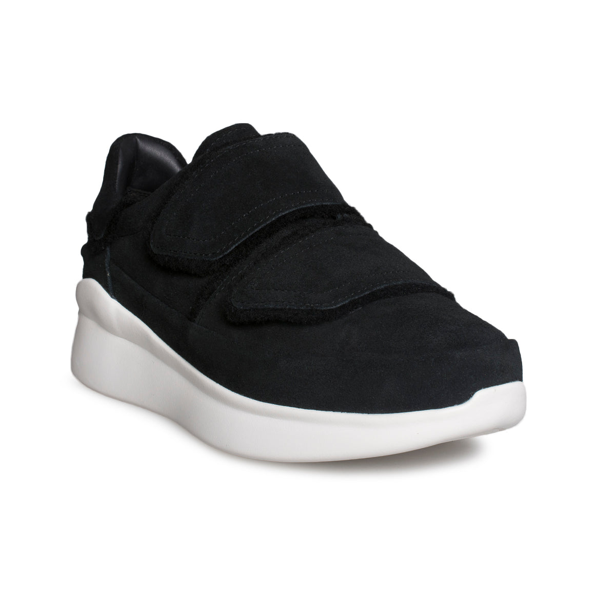 UGG Ashby Spill Seam Sneaker Black - Women's