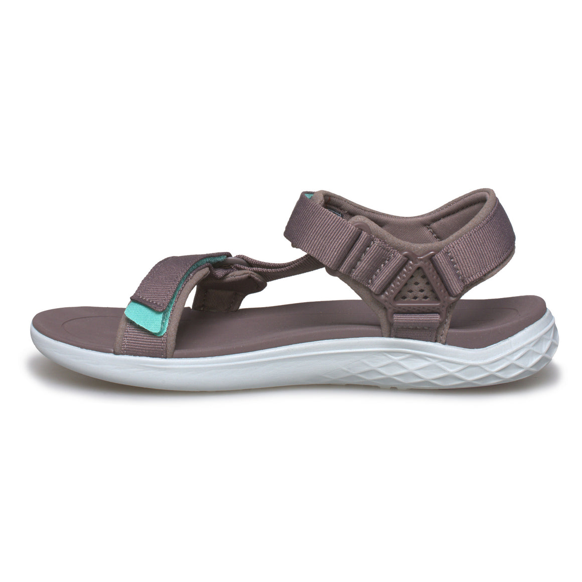 Teva Terra Float 2 Universal Plum Truffle Sandals - Women's