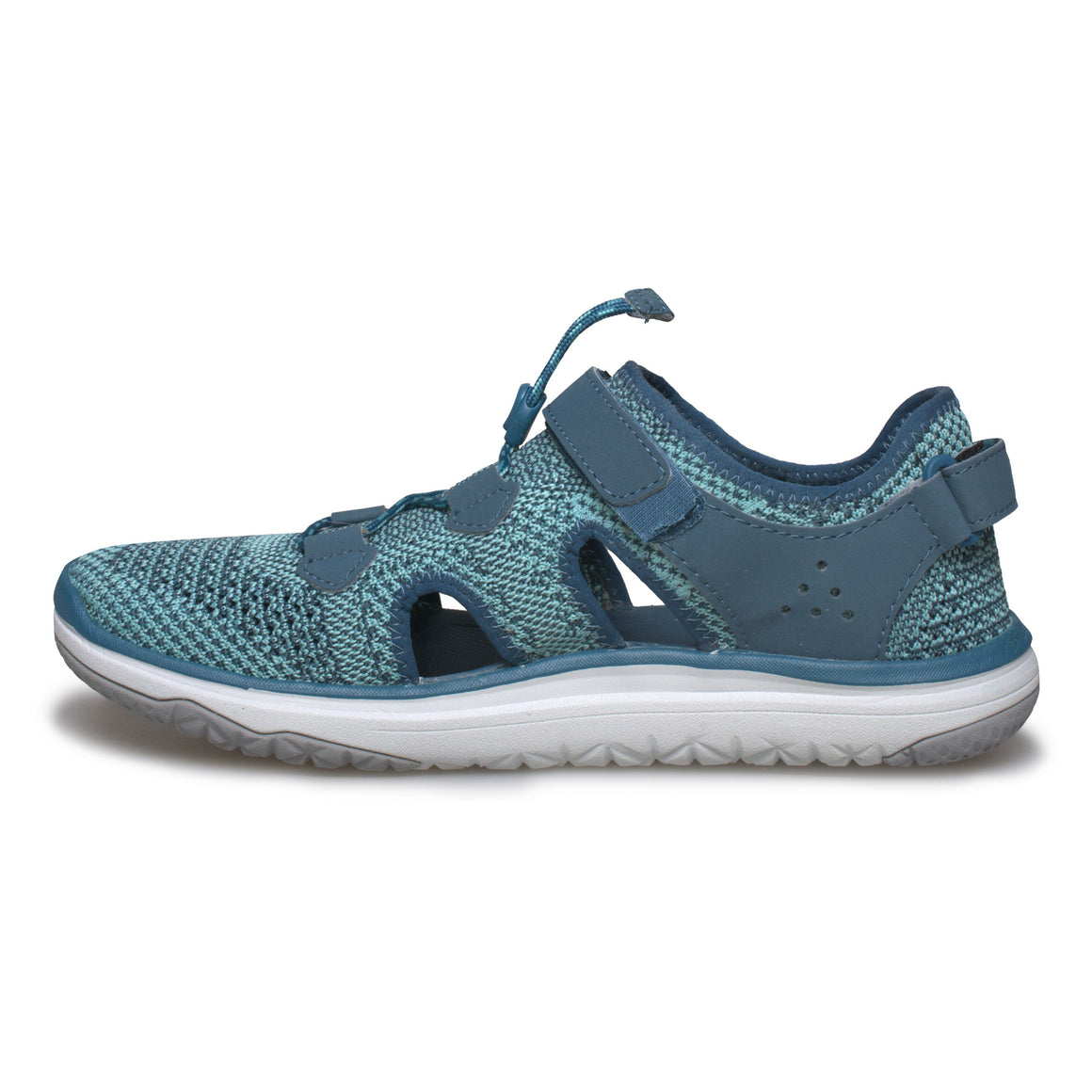 Teva Terra Float Travel Knit Legion Blue Shoes - Women's