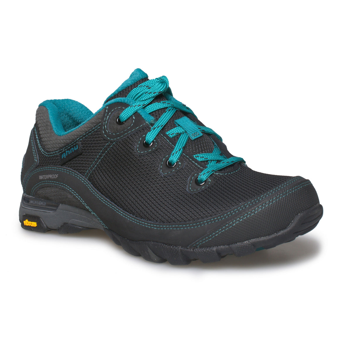 Ahnu Sugarpine II WP Ripstop Black Shoes - Women's