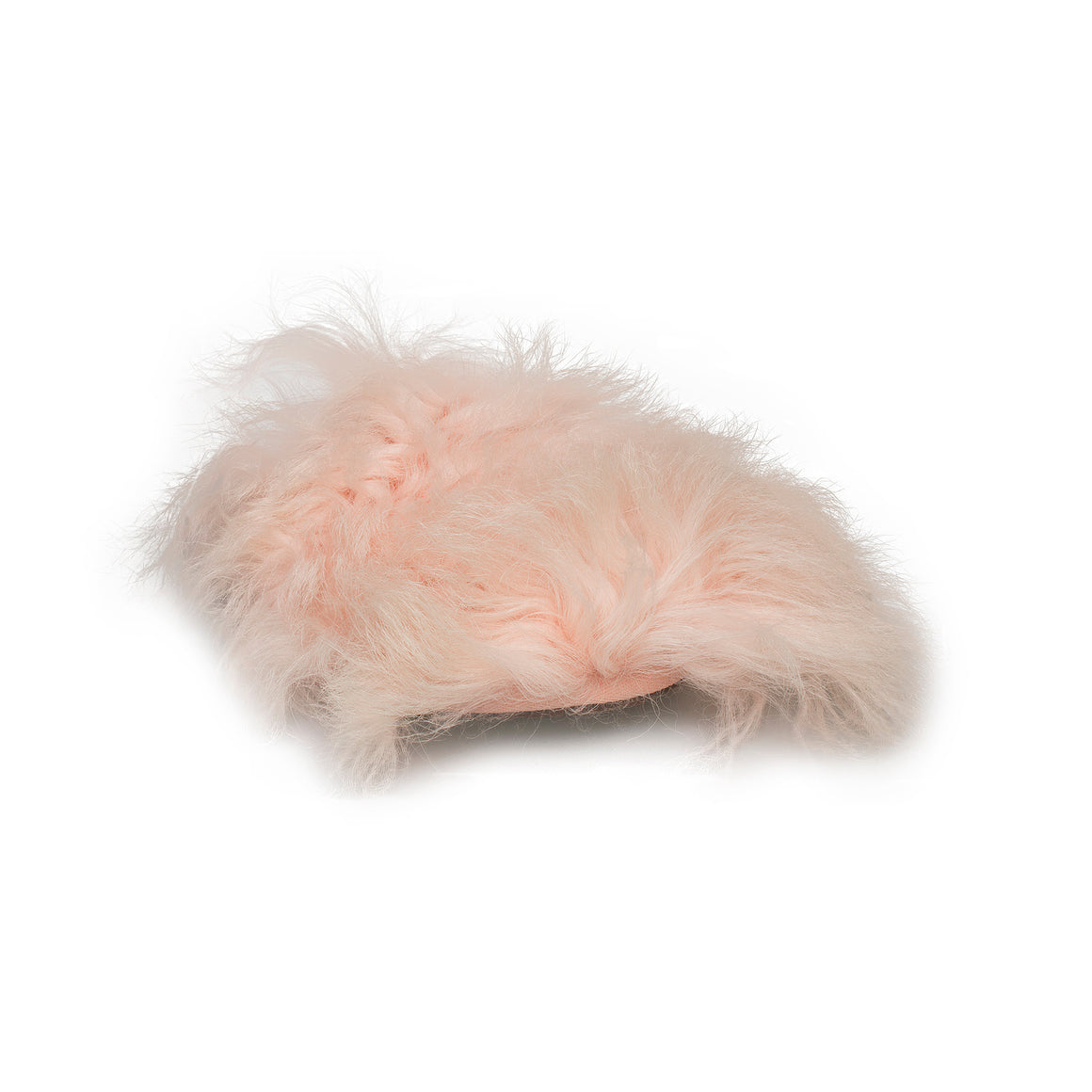 UGG Fluff Momma Mongolian Clog Tropical Peach Slippers