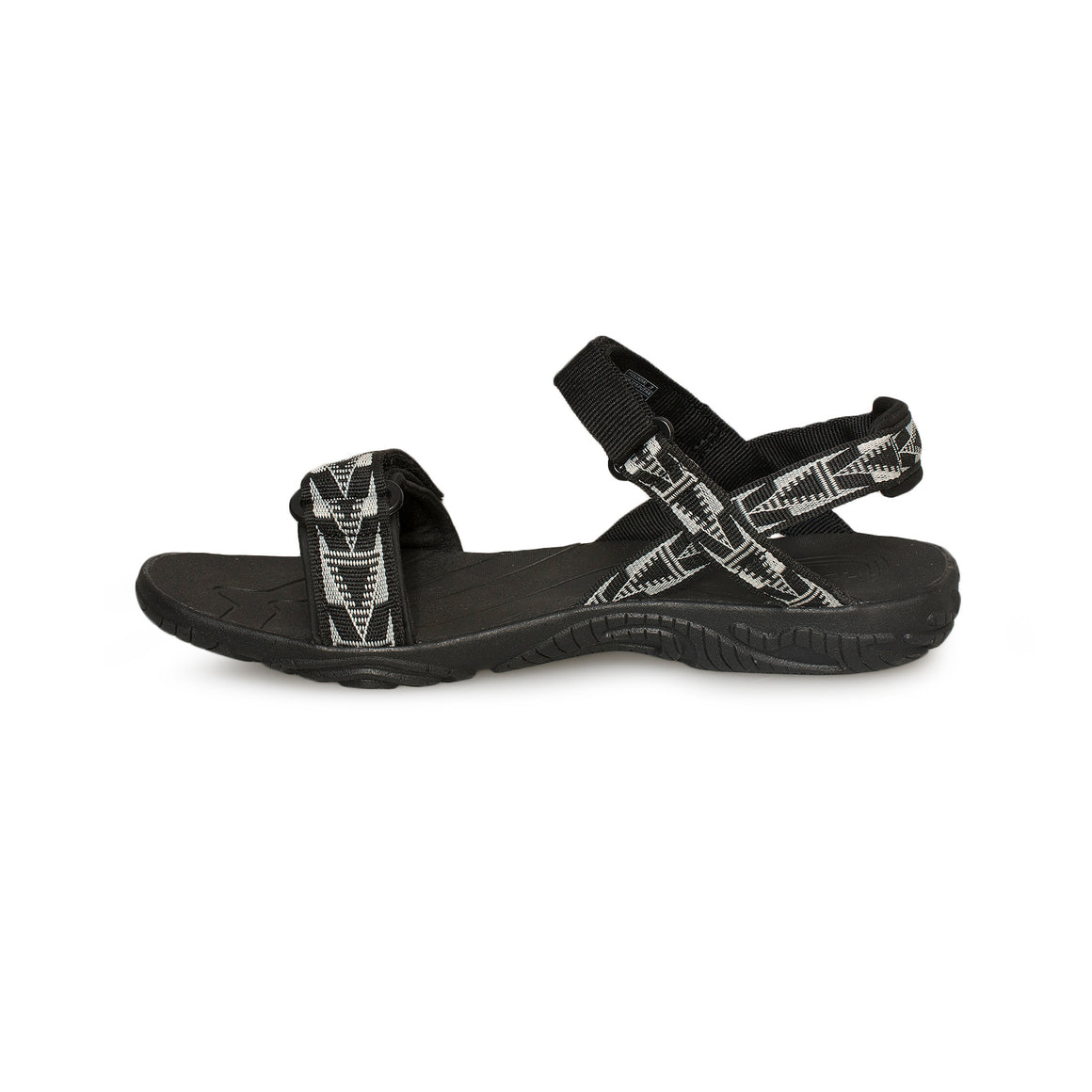 Teva Terra Float Nova Black White Sandals