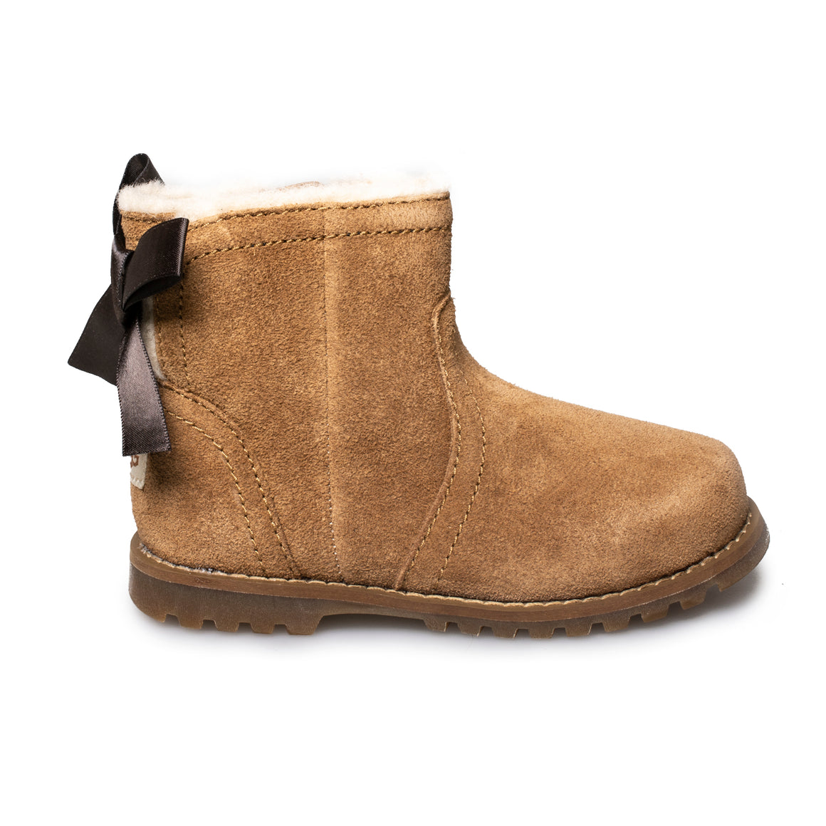 UGG Cecily Chestnut Boots - Toddler