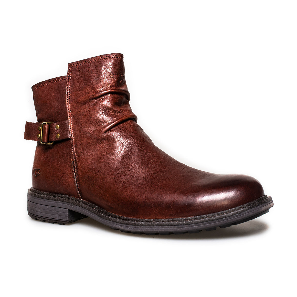 UGG Morrison Pull On Cordovan Boots - Men's