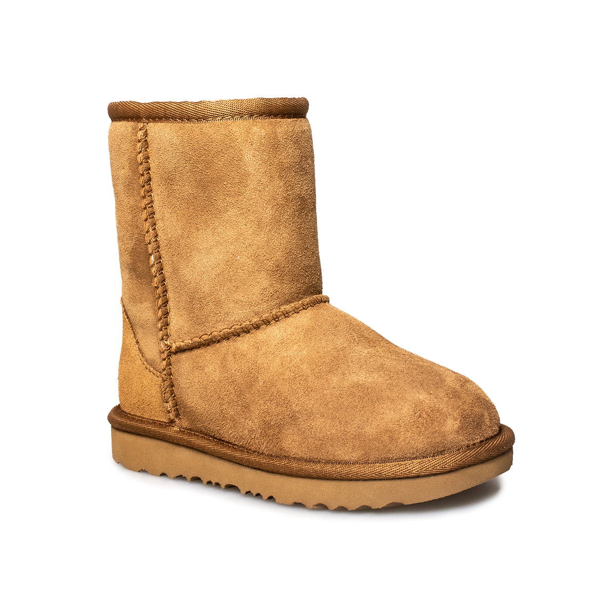 UGG Classic Short ii Chestnut Boots - Youth/Toddler's