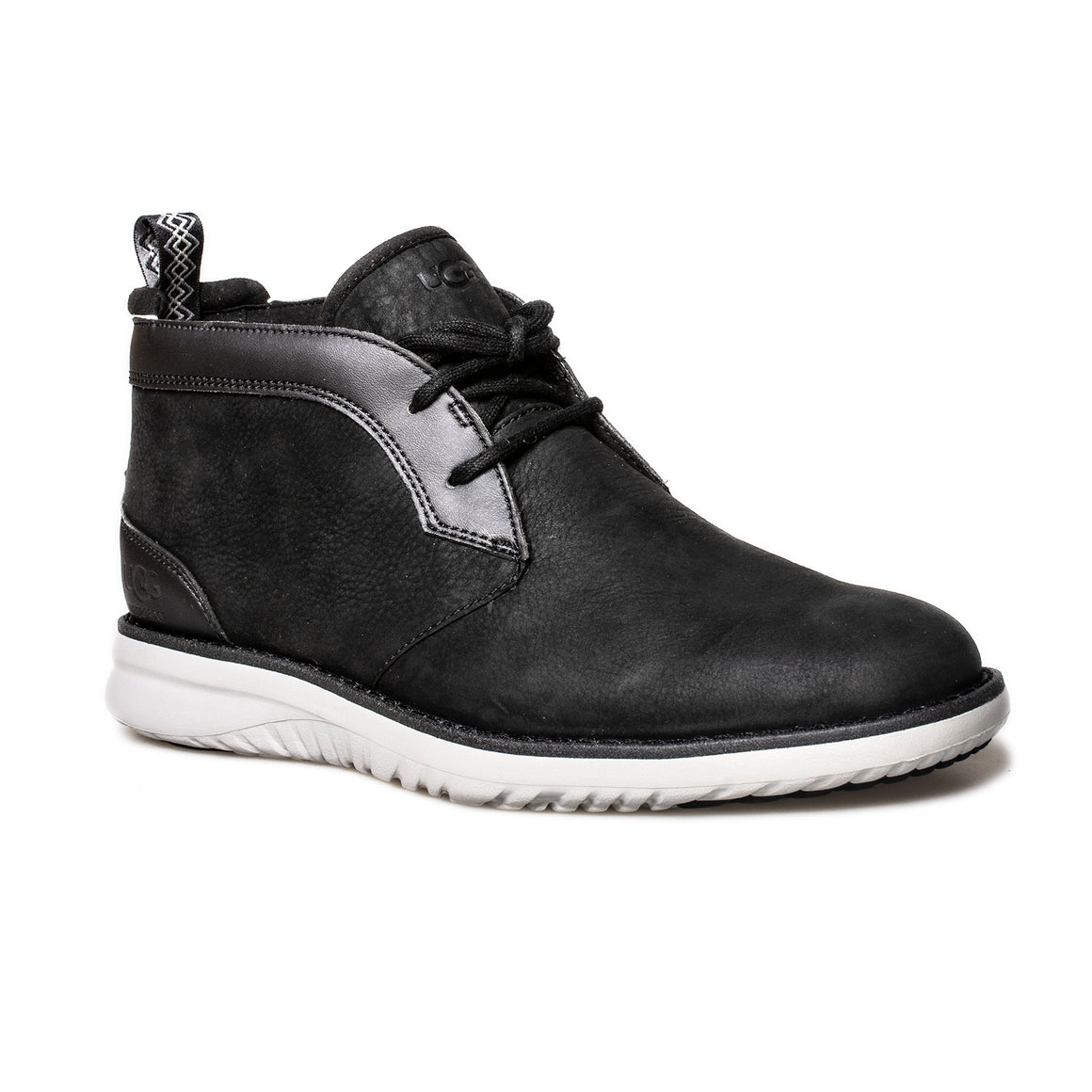 UGG Union Chukka Waterproof Black TNL Boot's - Men's