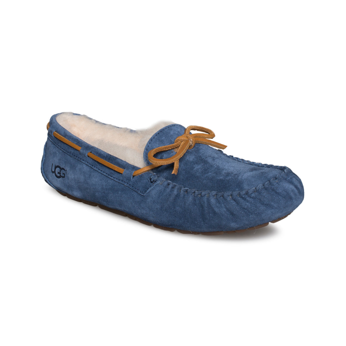UGG Dakota Dark Denim Slippers - Women's