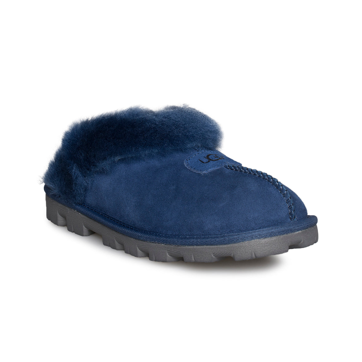 UGG Coquette Dark Denim Slippers - Women's