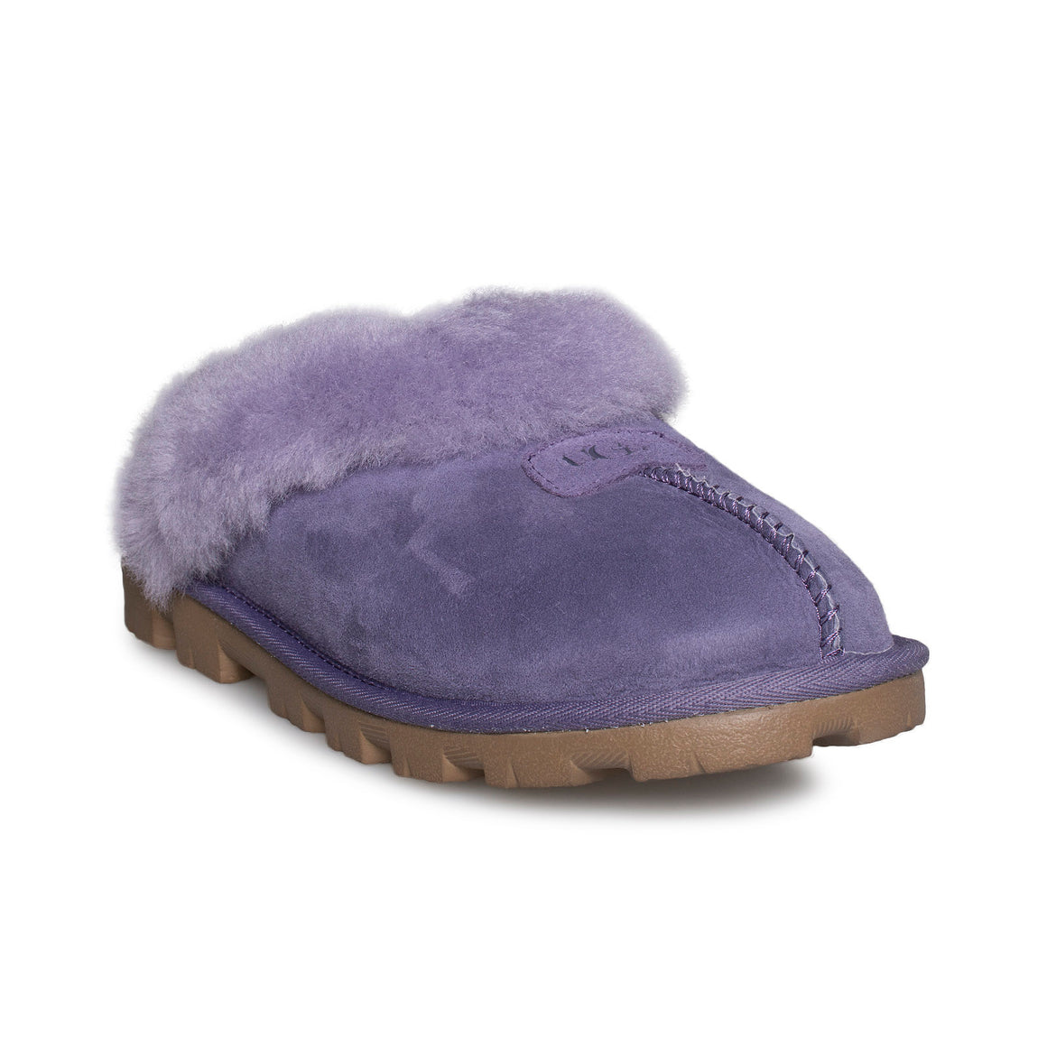UGG Coquette Purple Sage Slippers - Women's