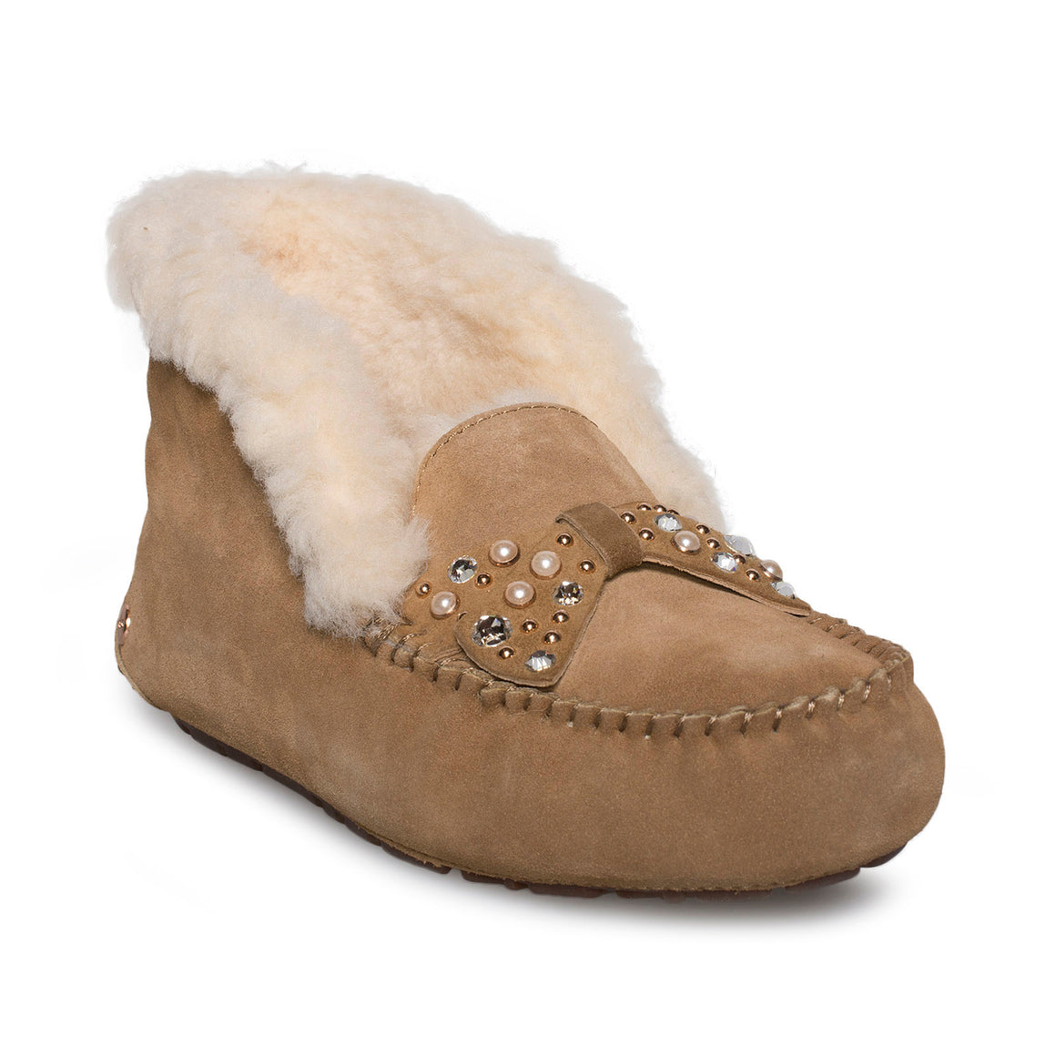 UGG Alena Brilliant Chestnut Slippers