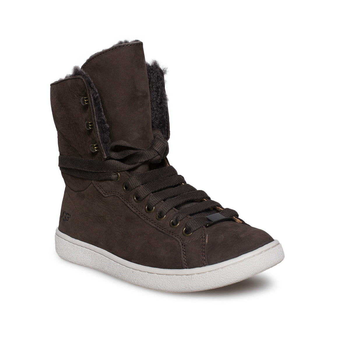 UGG Starlyn Chocolate Sneakers