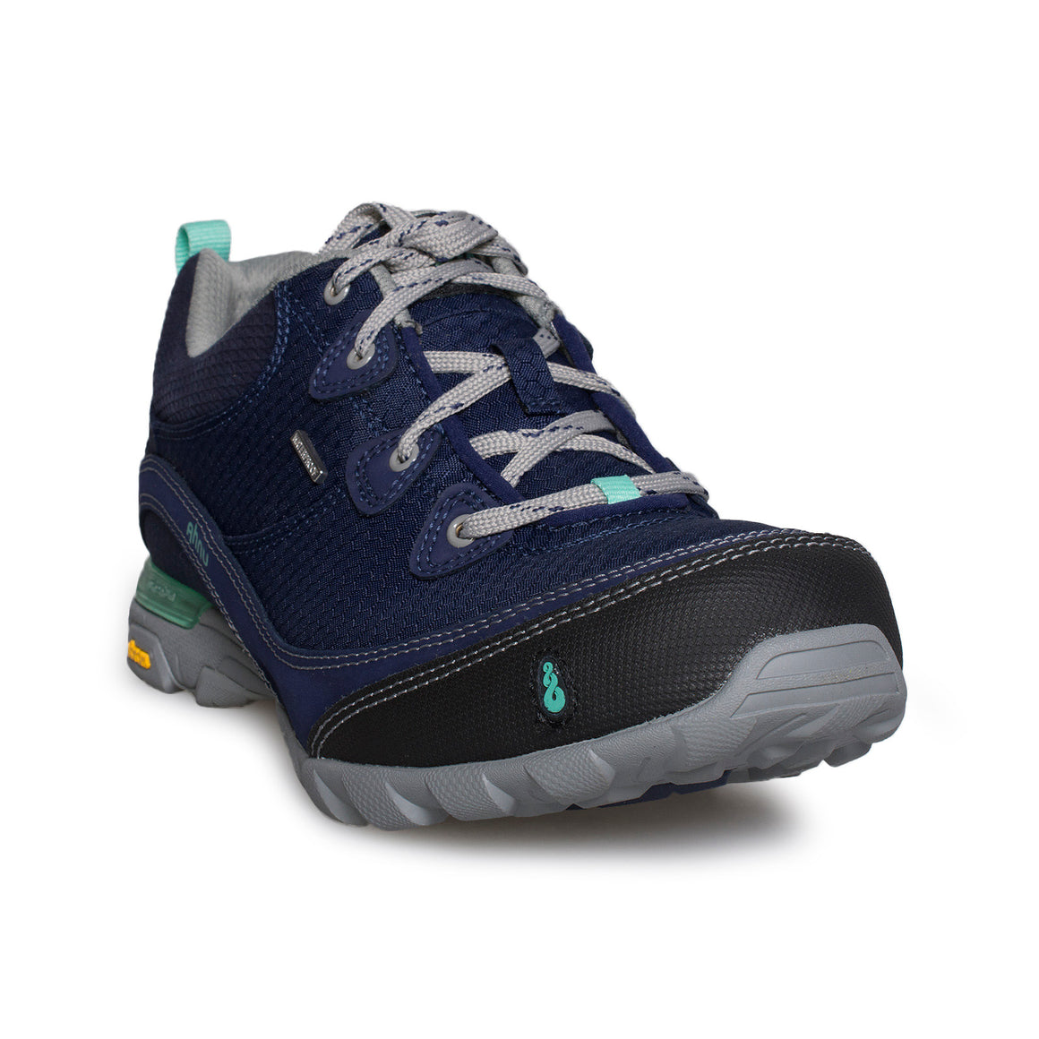 Ahnu Sugarpine WP Majestic Blue Shoes