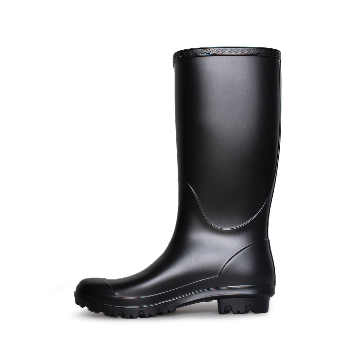 UGG Shelby Matte Black Rainboots