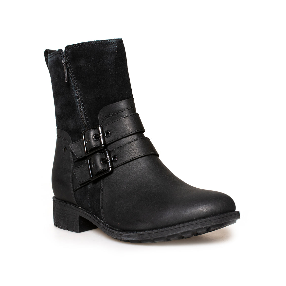 UGG Wilde Black Boots - Women's