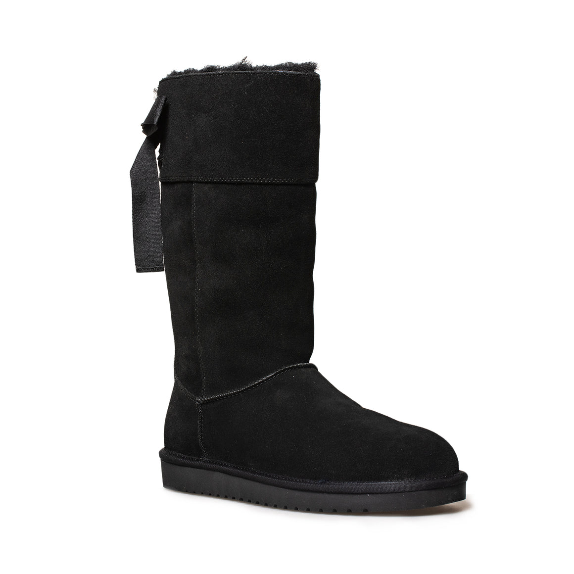 Koolaburra By UGG Andrah Tall Black - Women's
