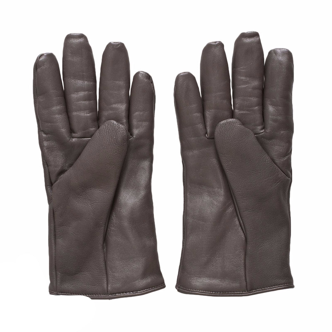 UGG Snap Tab Smart Chocolate Gloves