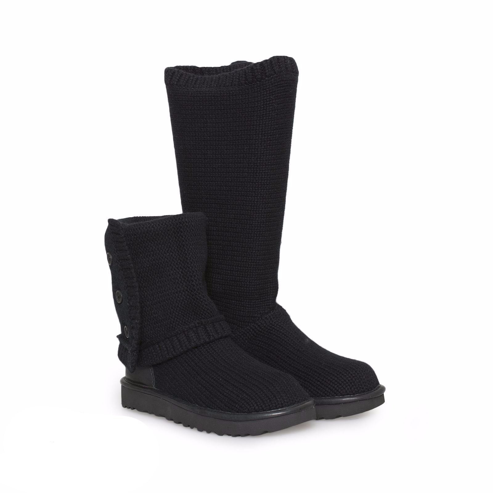 c477dcbca ... netherlands ugg classic cardy cashmere black boots bf662 ba95f
