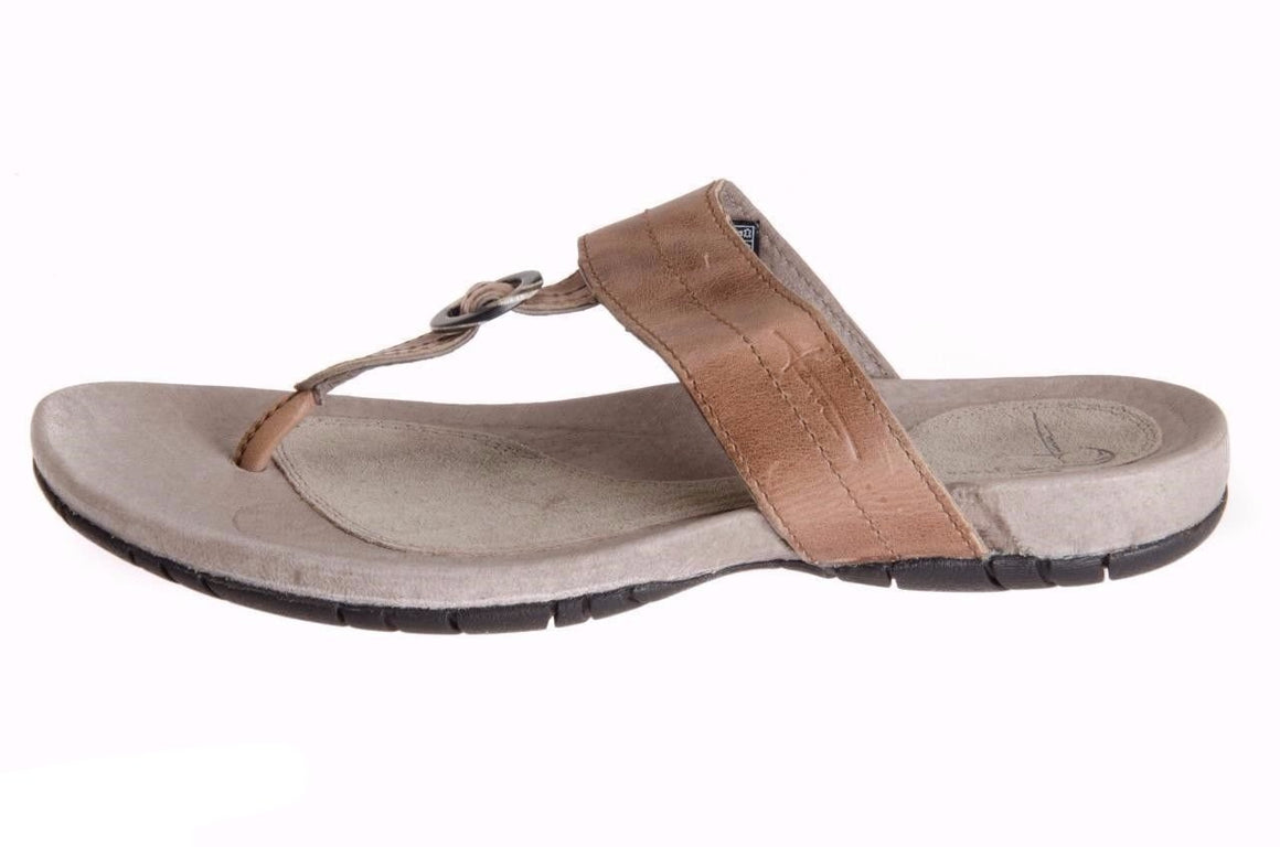 TEVA Keelie Brown Sandals