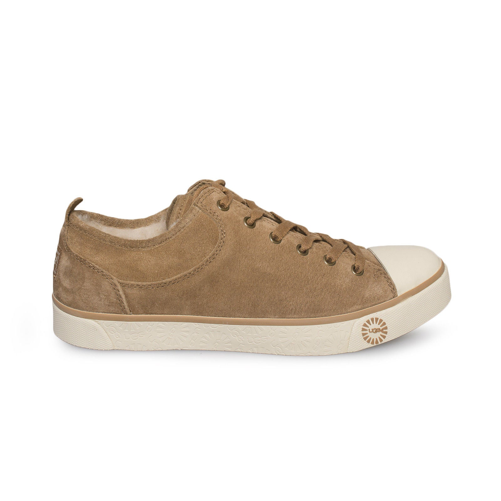 UGG Evera Chestnut Sneakers – MyCozyBoots