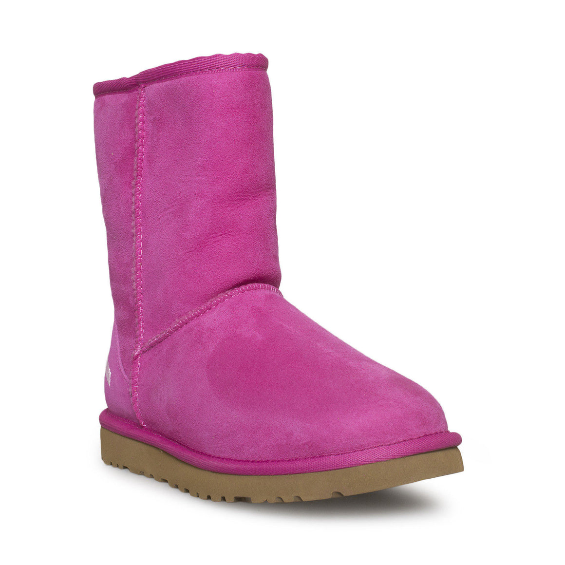 UGG Cancer Awareness Classic Short Raspberry pink Boots