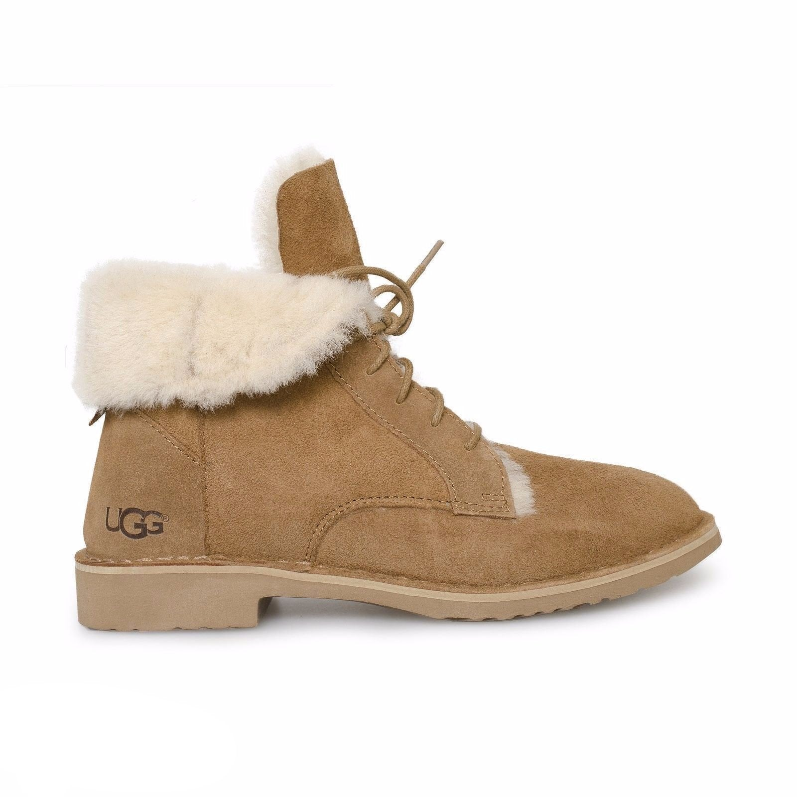 c9be9db6eb4 UGG Quincy Chestnut Boots