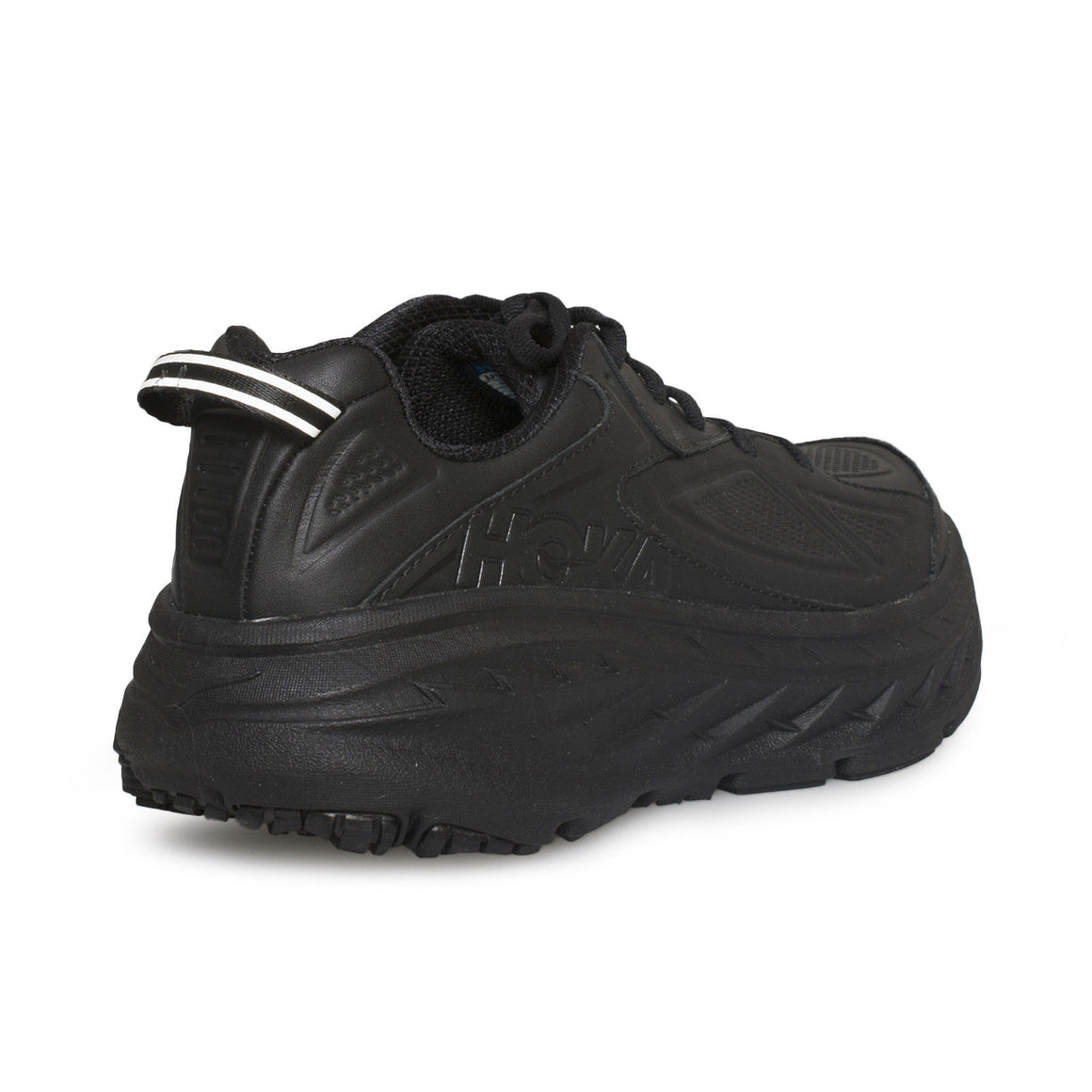 Hoka Bondi LTR Black Running Shoes