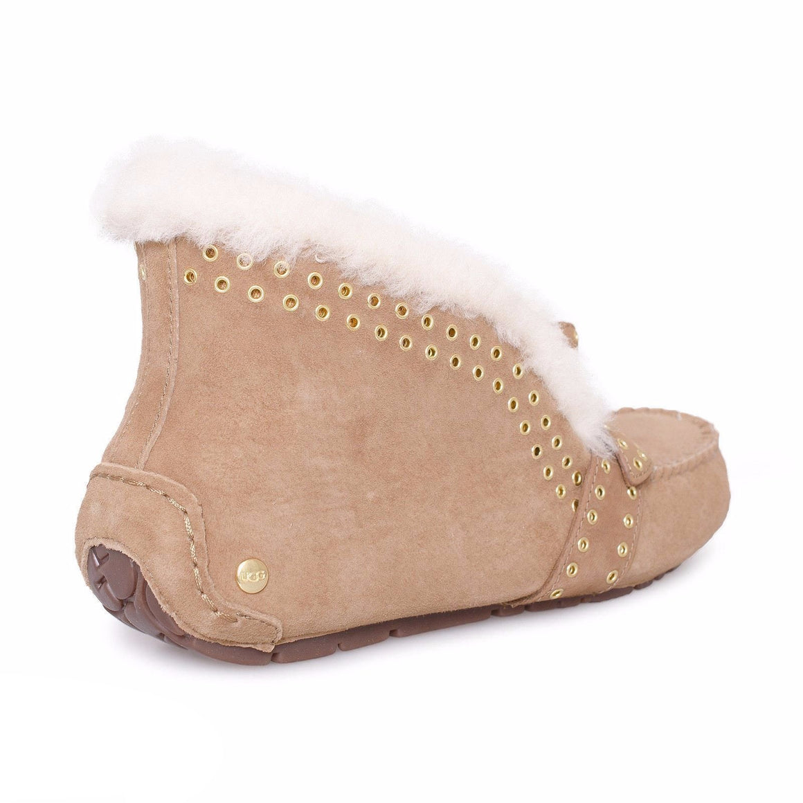 UGG Poler Chestnut Slippers