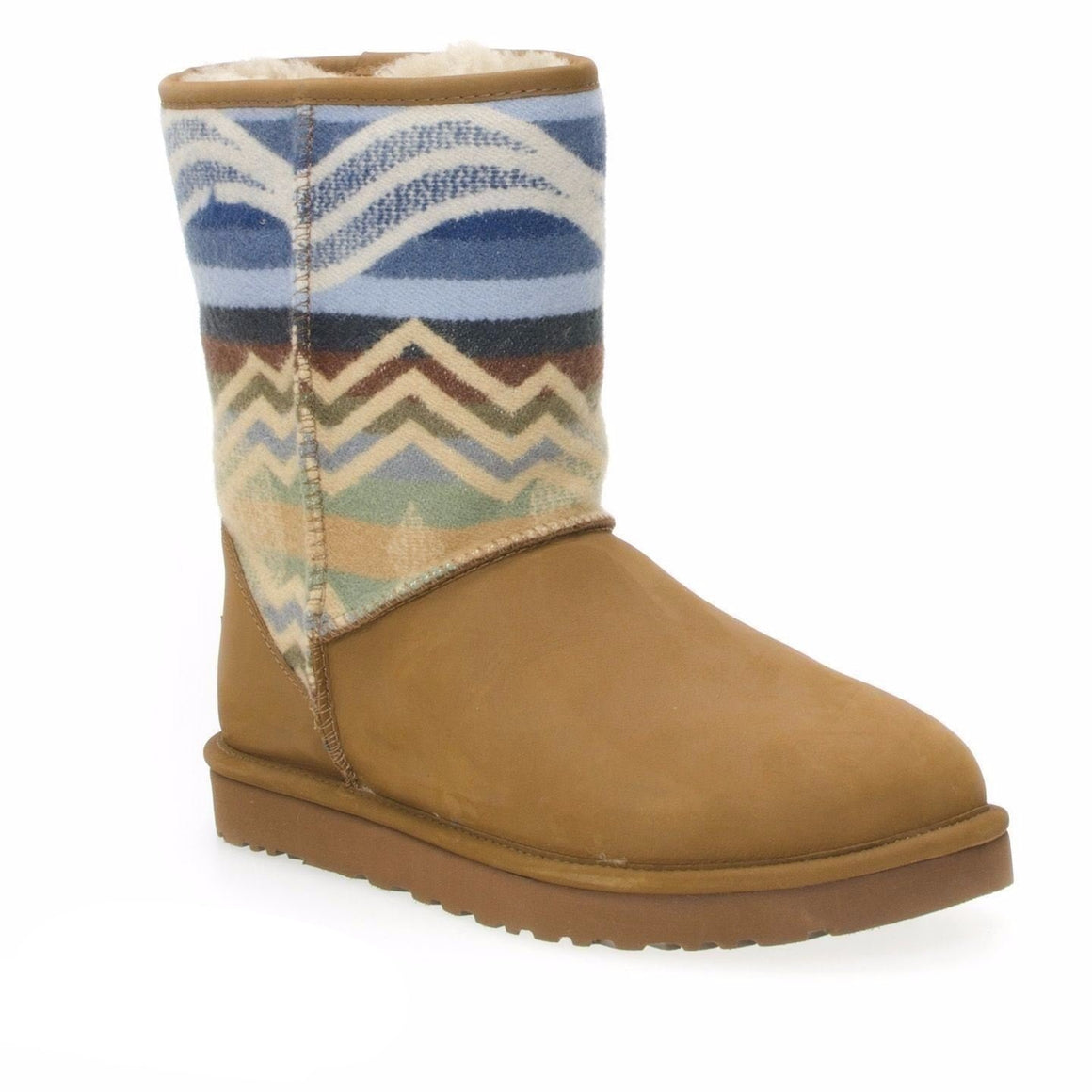UGG Classic Short Pendleton Boots