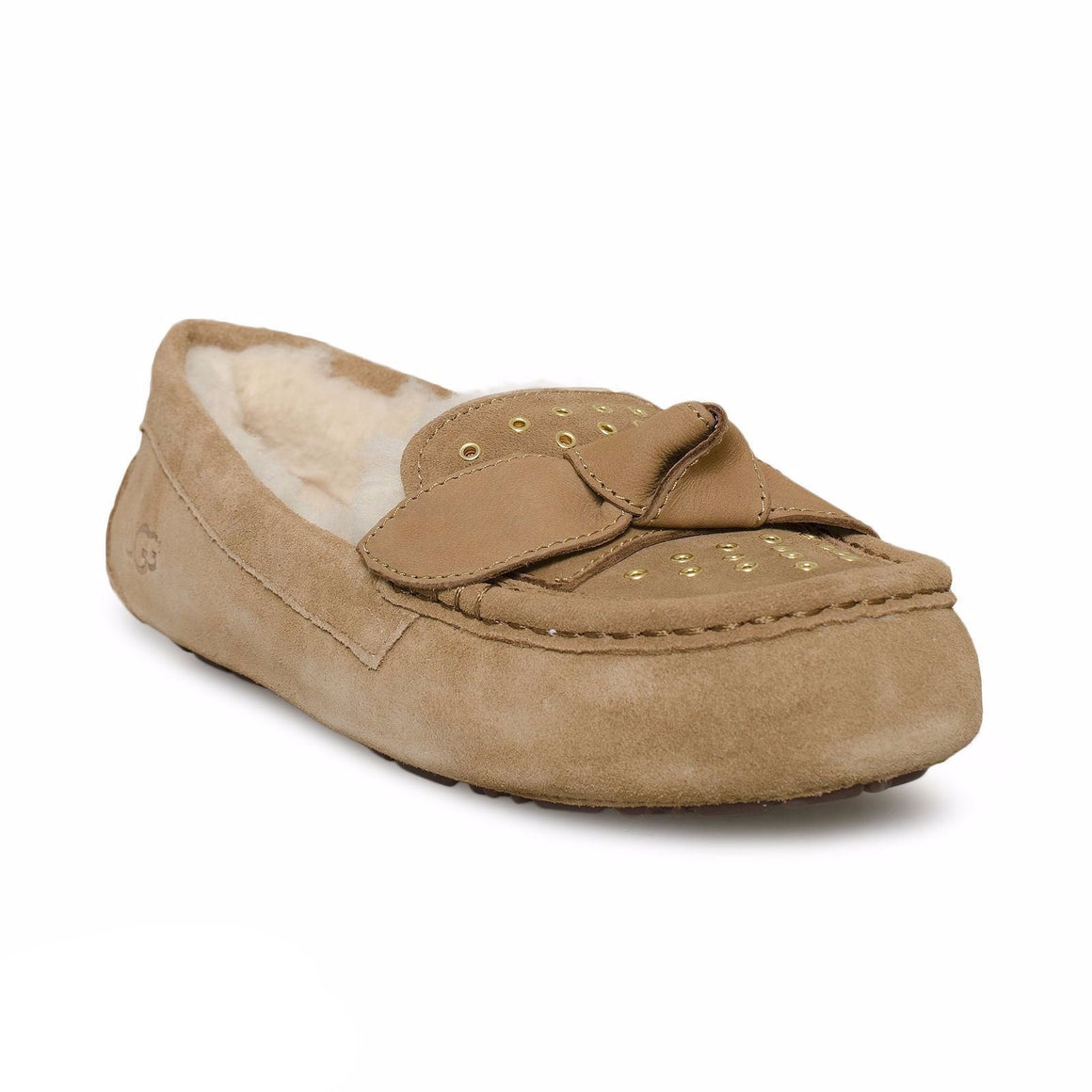 UGG Rheanna Chestnut Slippers