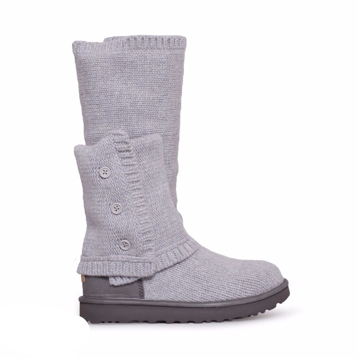 UGG Classic Cardy Cashmere Grey Boots