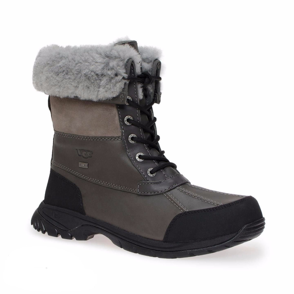 UGG Butte Metal Gray Boots