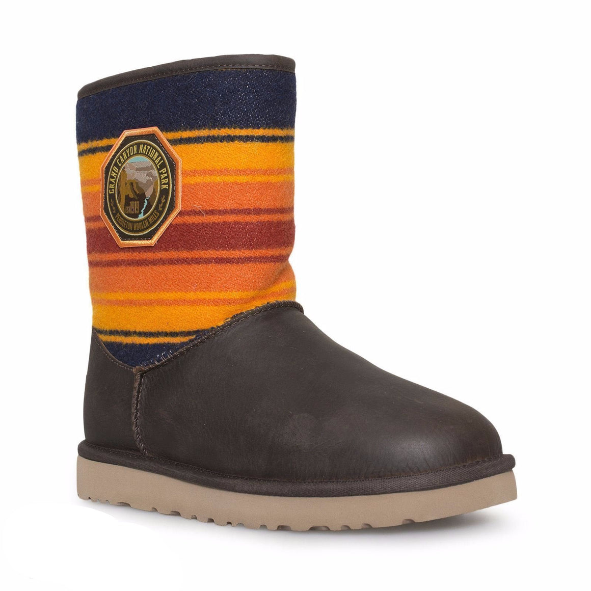 UGG Classic Short Pendleton NP Grand Canyon Boots