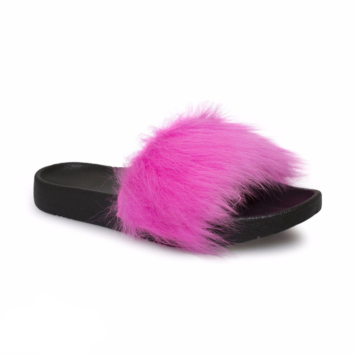UGG Royale Neon Pink Slippers