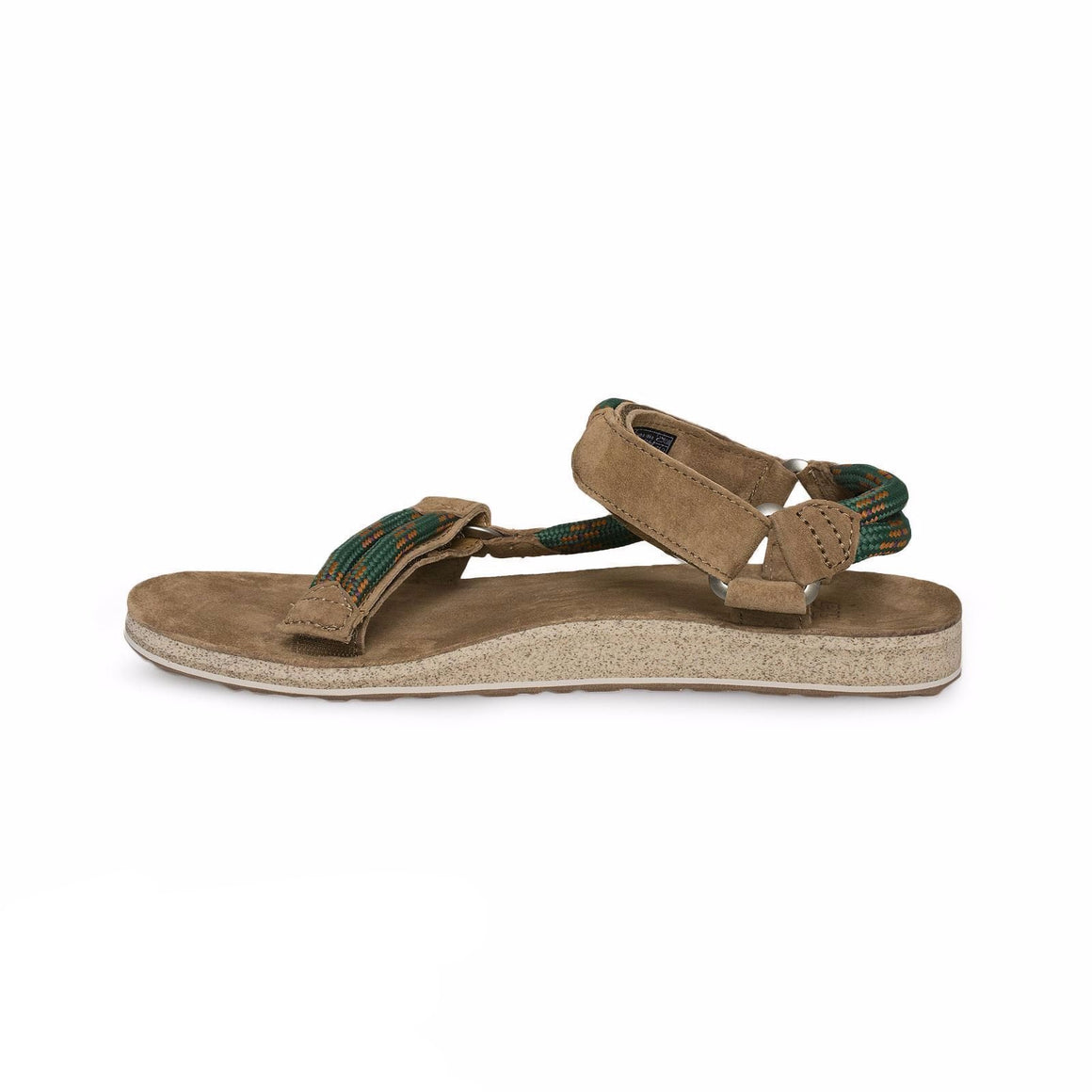 Teva Original Universal Rope Green Sandals