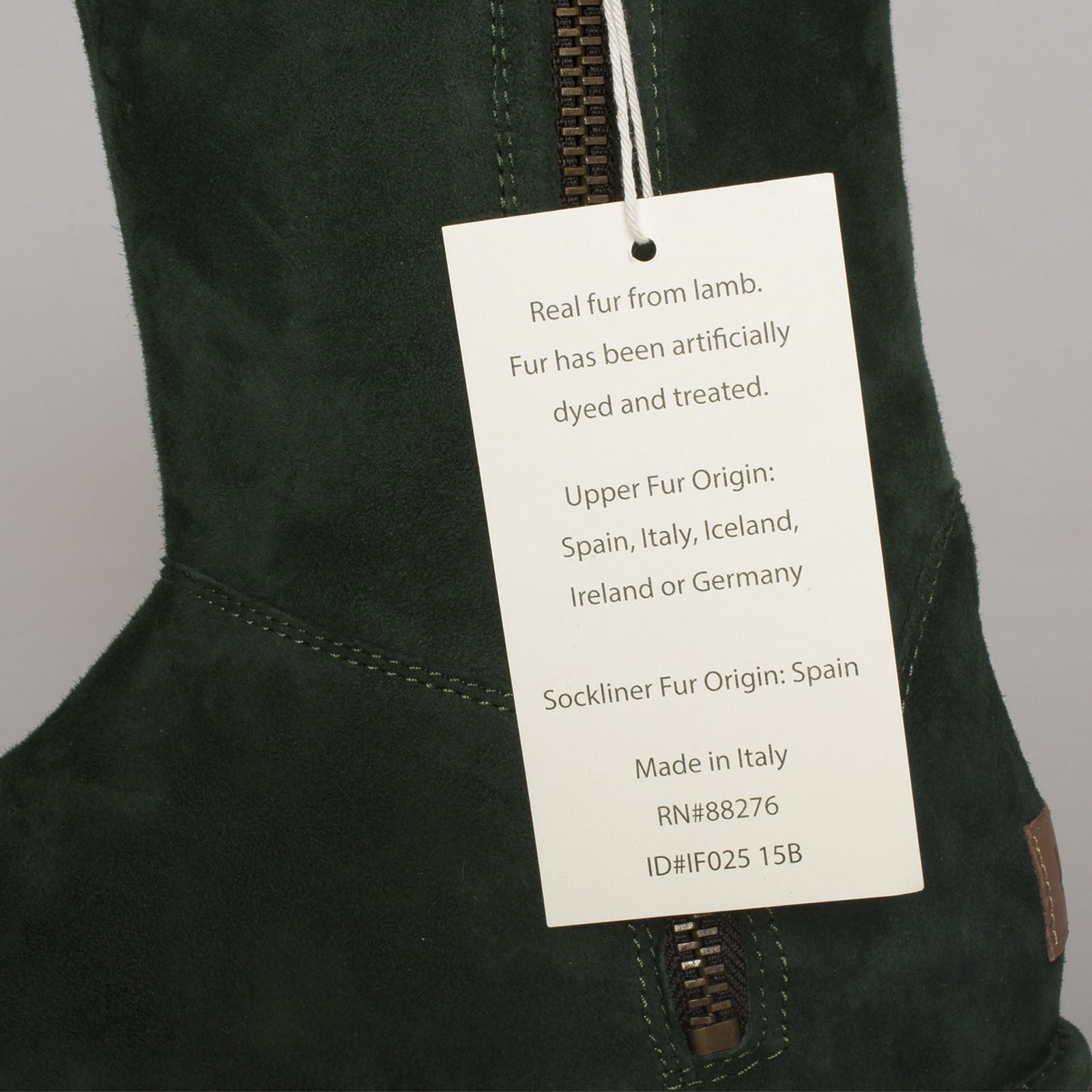 513f37386a0 UGG Collection Abree Tall Verde Boots