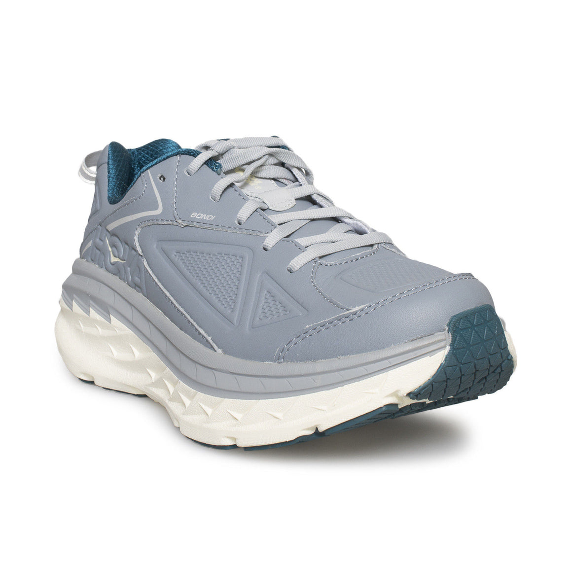 Hoka Bondi LTR Tradewinds Running Shoes - Men`s