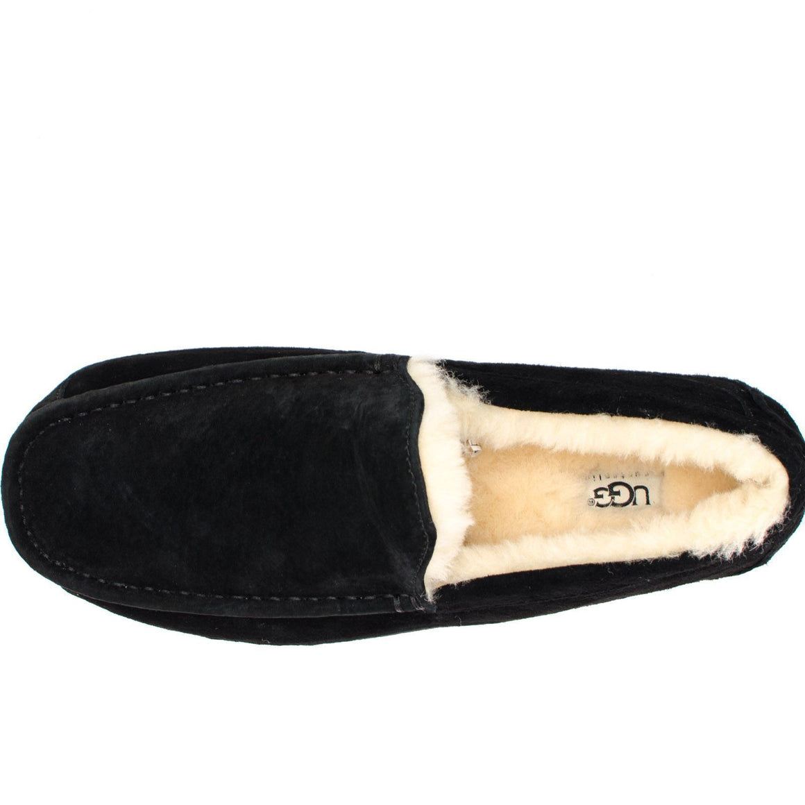 UGG Ascot Black Shoes