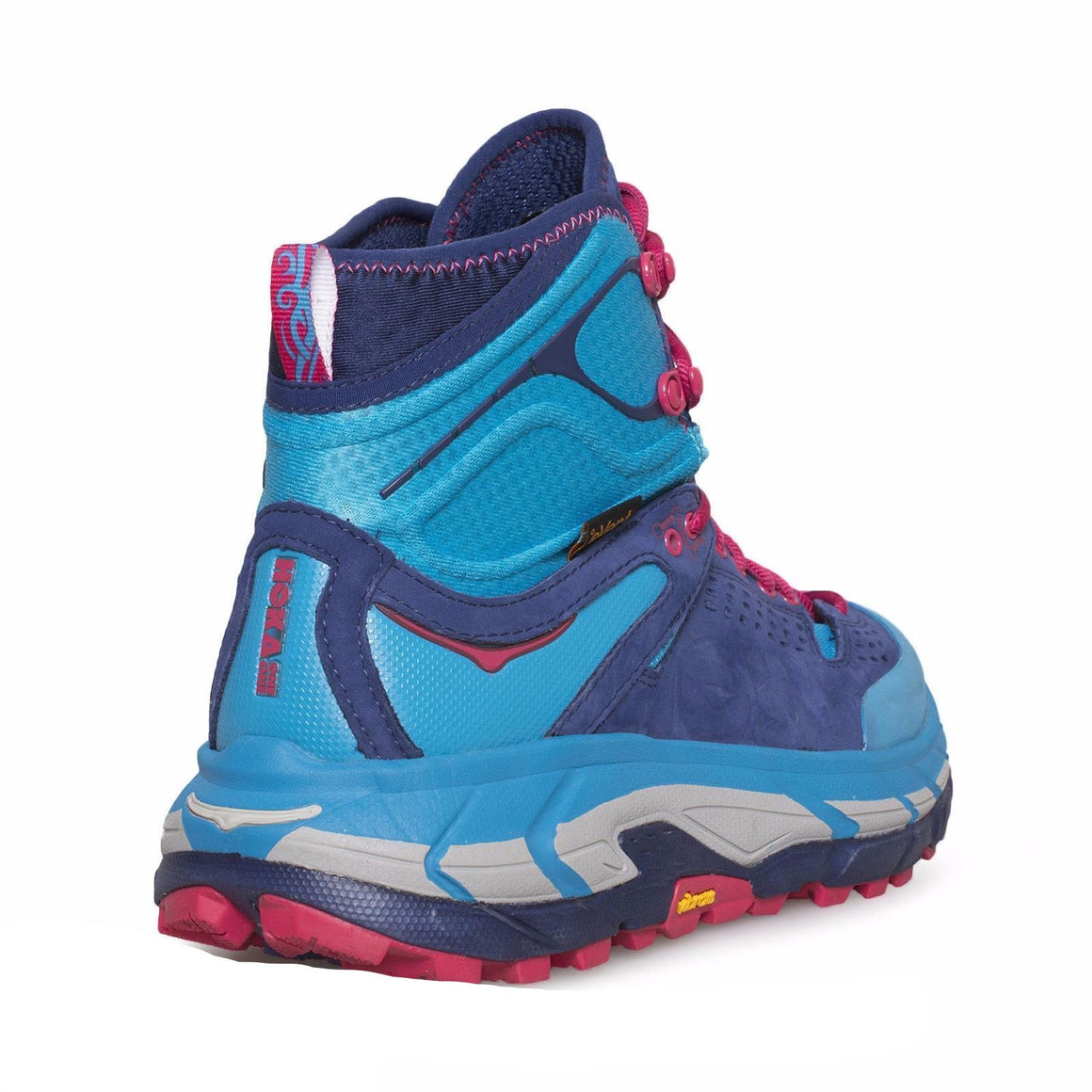 Hoka One One Tor Summit Ultra Hi Blue Jewel / Medieval Blue Boots