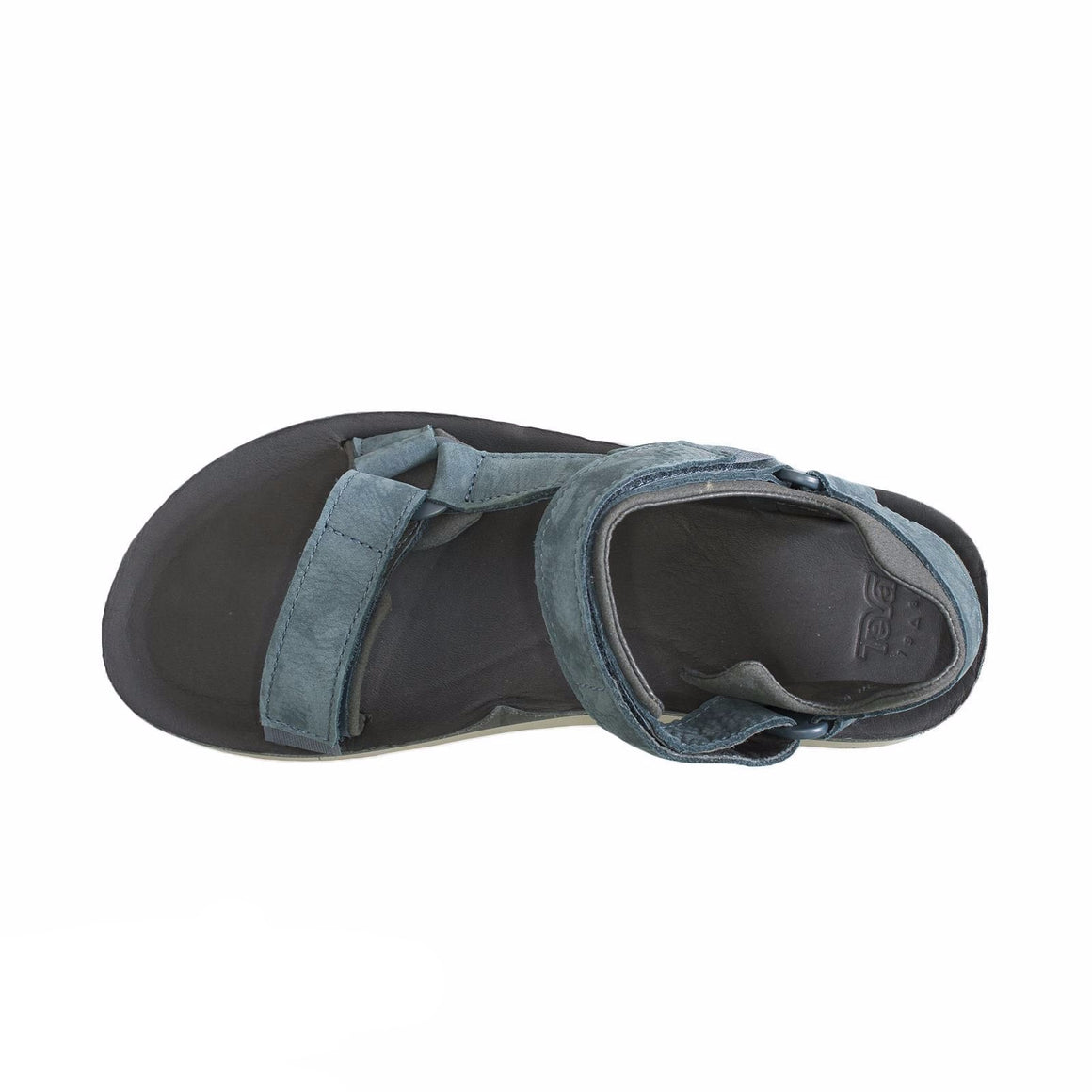 Teva Original Universal Premier Leather Indigo Sandals