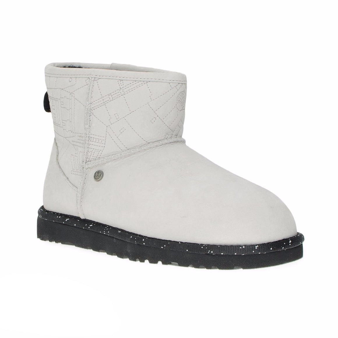 UGG Classic Mini Millenium Star Wars Grey Boots