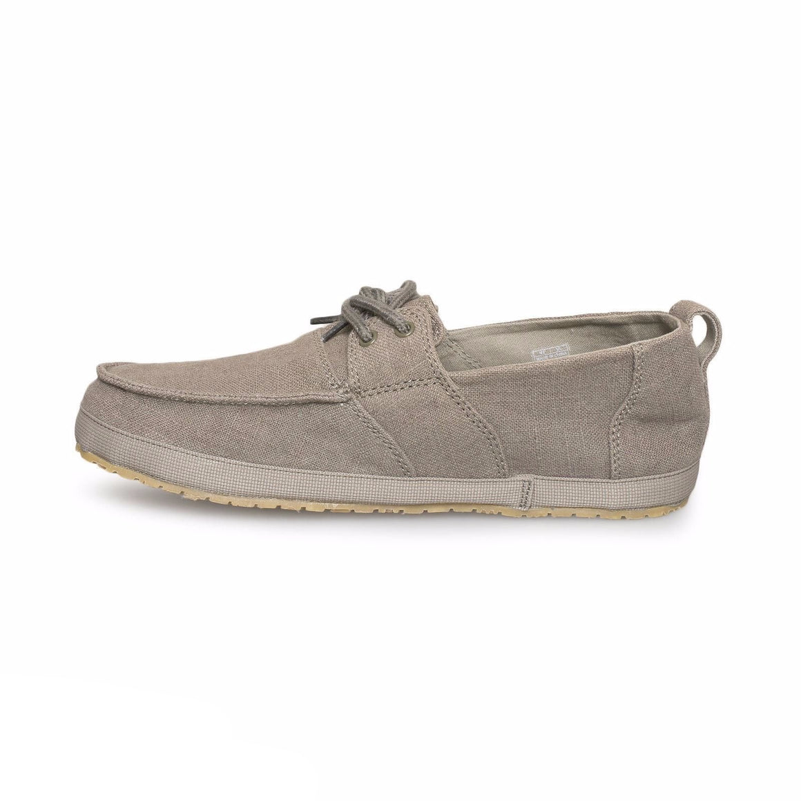 Sanuk Admiral Linen Brindle Shoes