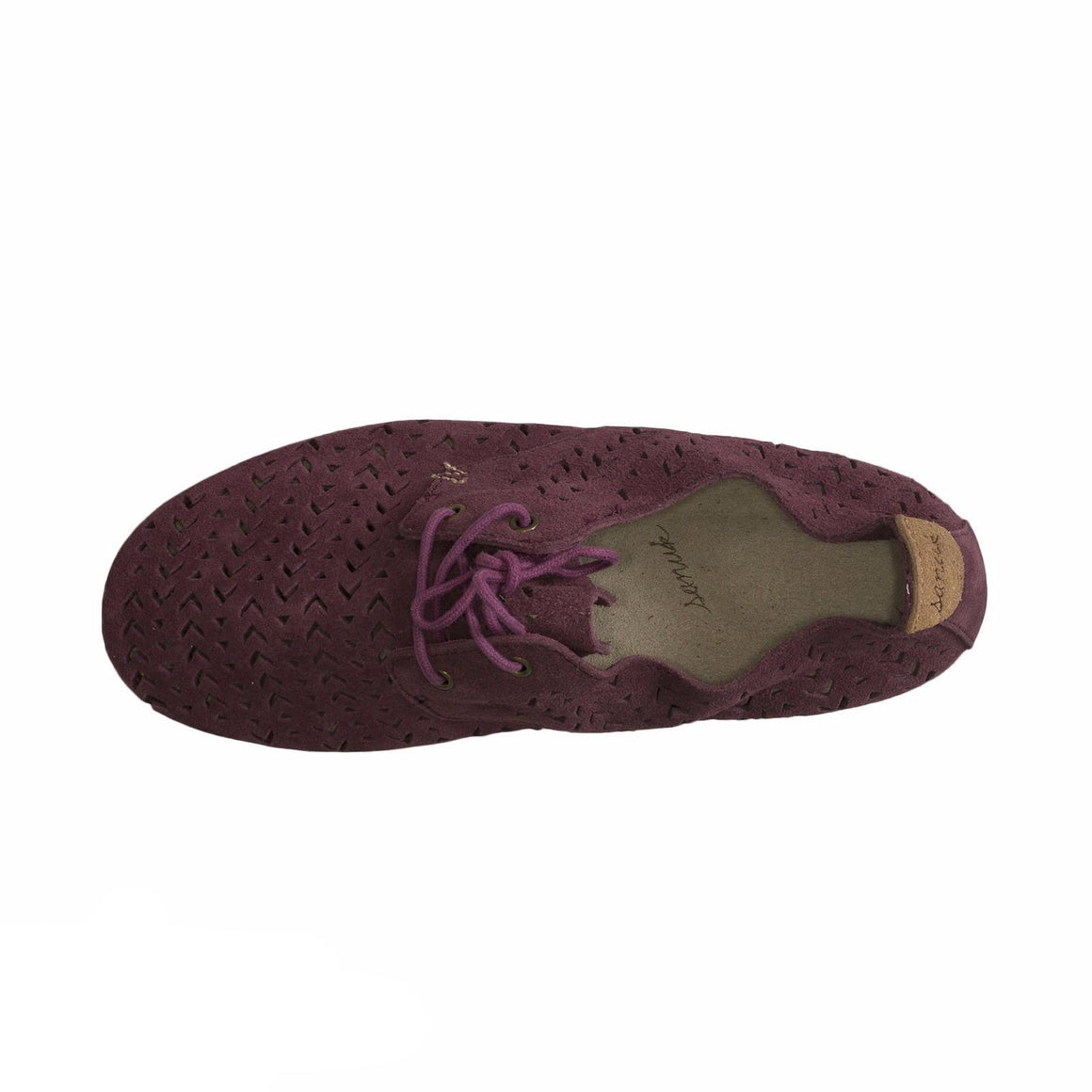Sanuk Bianca Perf Dark Boysenberry Shoes