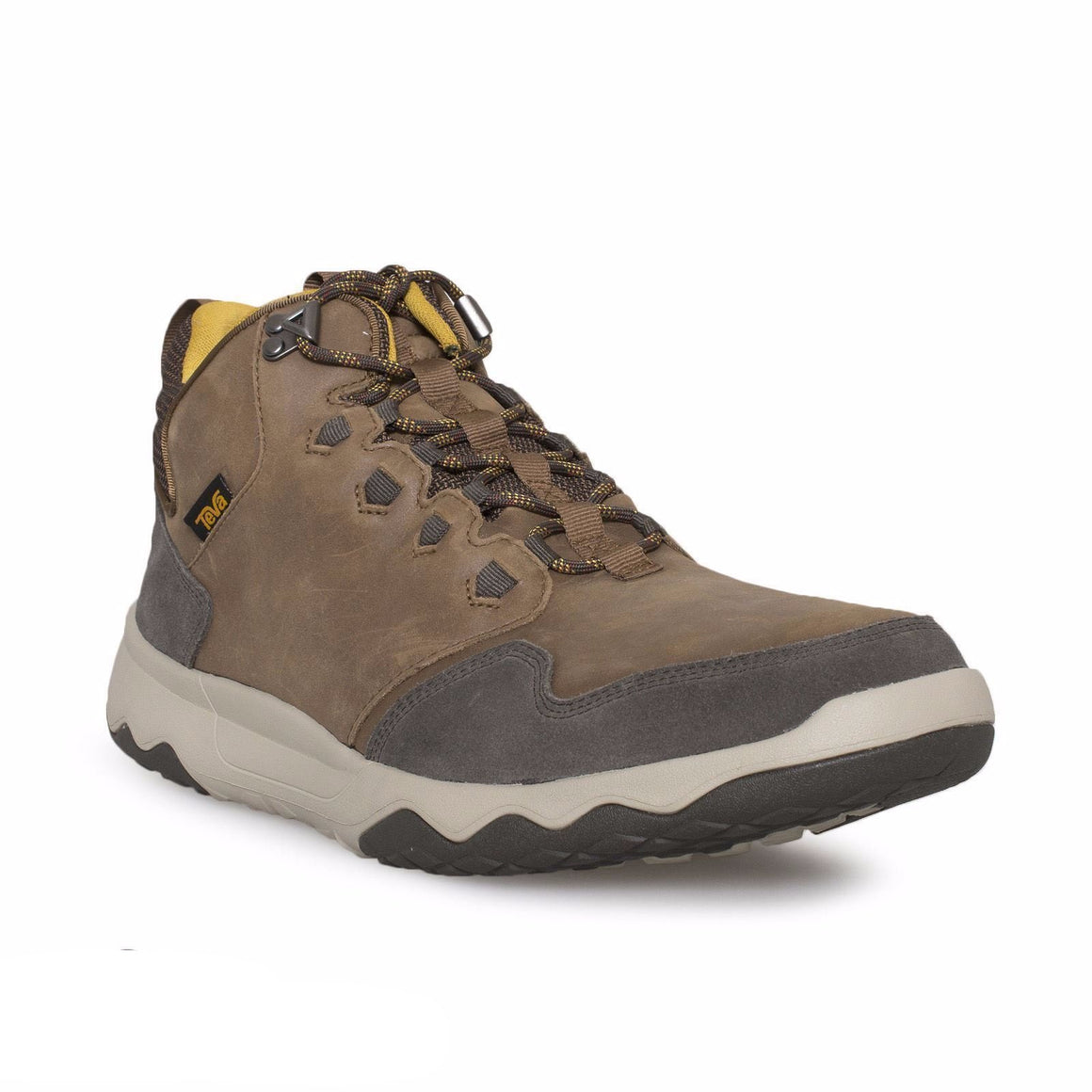 Teva Arrowood Lux Mid WP Brown Boots