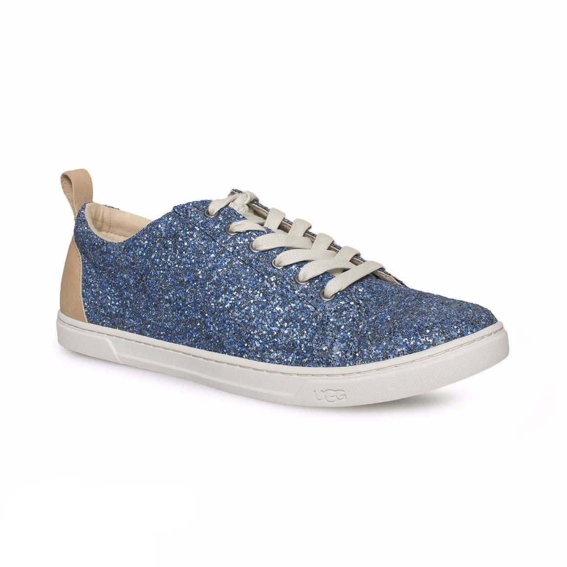 UGG Karine Chunky Glitter Blue Multi Shoes