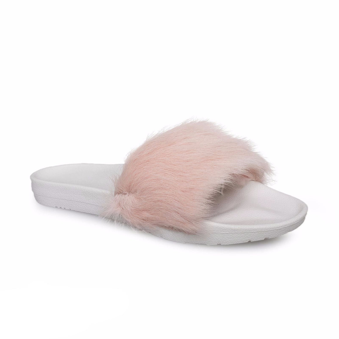 UGG Royale Baby Pink Slippers