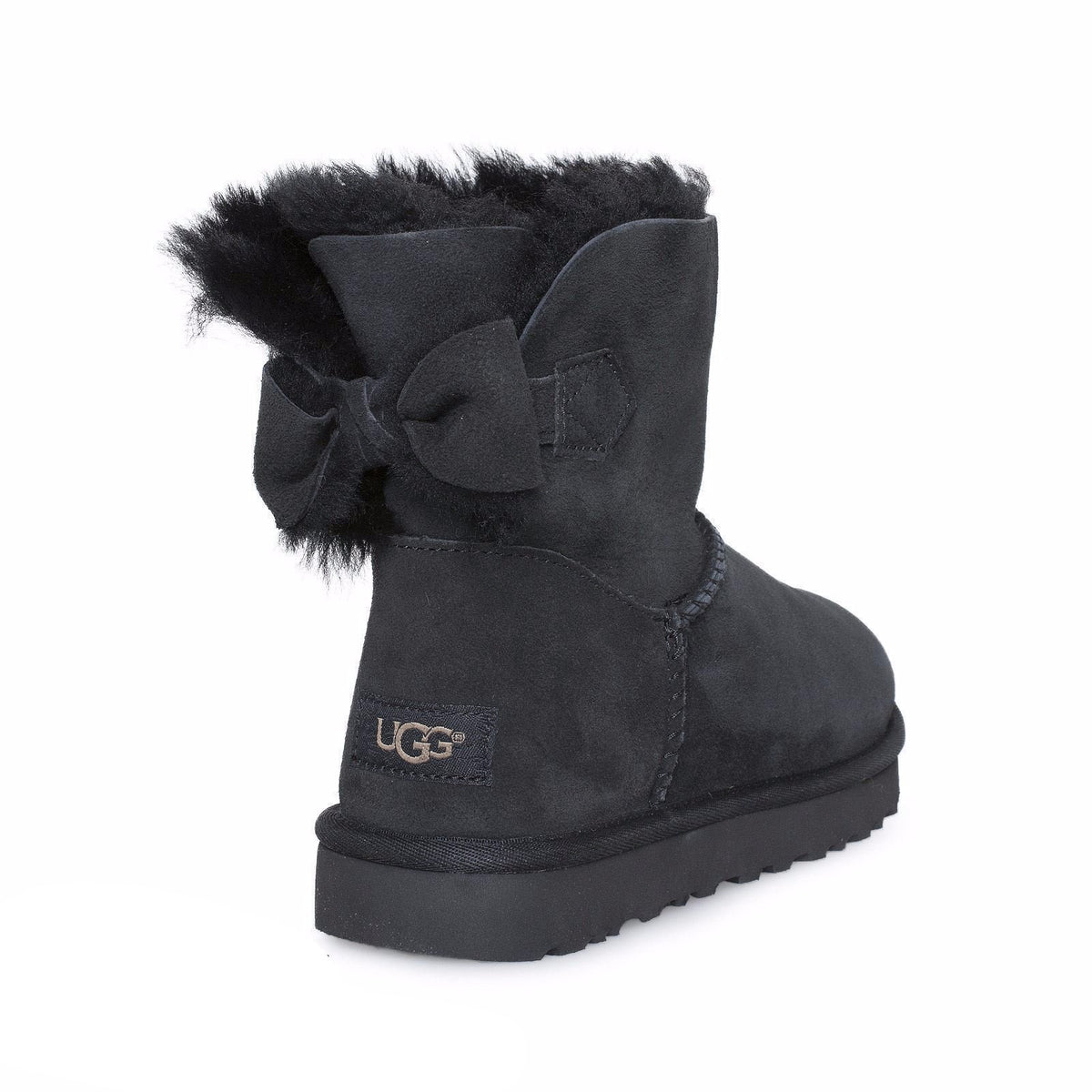 UGG Naveah Black Boots – MyCozyBoots
