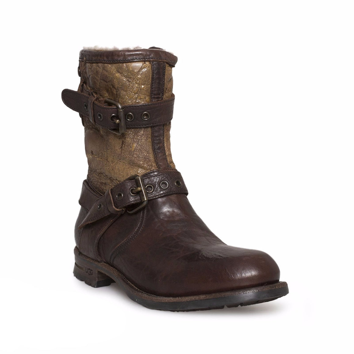 UGG Nigel Brown Boots
